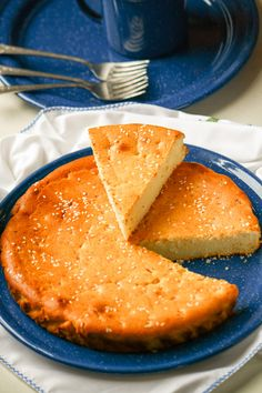 Quesadilla Salvadoreña is a gluten-free sweet cheese pound cake that is enjoyed throughout El Salvador with a cup a coffee as a breakfast cake or snack cake. Try it out for your next brunch! Breakfast Cake, Sweet Breakfast, Breakfast Recipes, Brunch Recipes, Mexican Breakfast, Cake Recipes, Dessert Recipes, Bread Recipes, Cheese Recipes