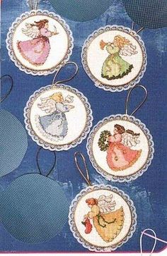 Brilliant Cross Stitch Embroidery Tips Ideas. Mesmerizing Cross Stitch Embroidery Tips Ideas. Cross Stitch Fairy, Cross Stitch Angels, Xmas Cross Stitch, Just Cross Stitch, Cross Stitch Needles, Cross Stitch Heart, Cross Stitching, Cross Stitch Embroidery, Embroidery Patterns