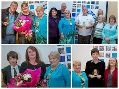#ThrowbackThursday - Some of our volunteers with their awards at our 2013 Volunteers Awards Ceremony #TBT #ThrowbackThursday#CommunityLinkssl #CommLinkssl #southlanarkshire #volunteers #awards