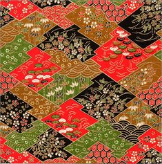DeviantArt: More Artists Like Origami paper 010 by Angelghost Japanese Patterns, Japanese Prints, Japanese Design, Japanese Paper, Japanese Fabric, Origami Patterns, Quilt Patterns, Kimono Pattern, Oriental Design
