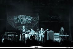 Fotorreportagem Ozric Tentacles @ Reverence Valada, 09/09/16 - Parque das Merendas, Valada - World Of Metal