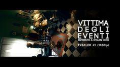 """Pagina facebook: https://www.facebook.com/dylandogvittimadeglieventi Ecco il primo trailer in FULLHD del film """"Vittima degli eventi"""" ispirato a Dylan Dog in uscita su youtube e in alcune sale a ottobre."""