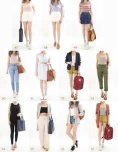 The ULTIMATE Summer Vacation Outfit Ideas Guide by Miss Louie Source by rizaxd vacation outfits Holiday Outfits, Trendy Outfits, Cute Outfits, Fashion Outfits, Fashion Fashion, Fashion Ideas, Vintage Fashion, Comfy Travel Outfit, Travel Outfit Summer