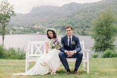 Bryllup fra Høiland Gård i Aurland av Theresia Pauls