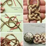 How to make your own beautiful bracelet step by step DIY tutorial picture instructions | How To Instructions