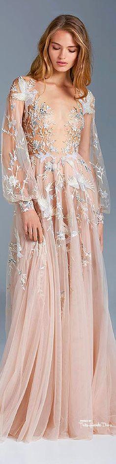 4fa40ddc9afb Paolo Sebastian Couture SS15 Pinterest — Très Haute Diva