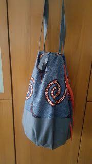 Las cosas de Mari: Bolsa de ropa para lavar