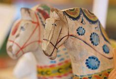 Dala Horse craft - Sweden