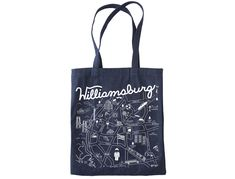 Maptote | Williamsburg Denim Tote