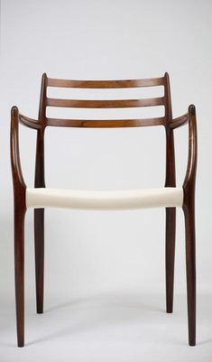 1962 Carver Chair by Niels Moller - Vintage Danish Rosewood or New.