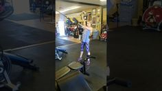 "Every BODY's Fit ""FIT Clip"" 649 Video: TRX Squat to Press for Total Body"