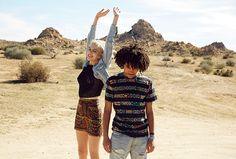 H&M создал рок-н-ролльную линейку одежды для фестиваля Coachella