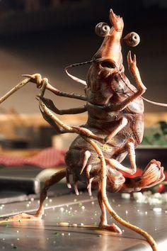 Ladybug & Shrimps on Behance