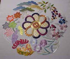 日本刺繍その3