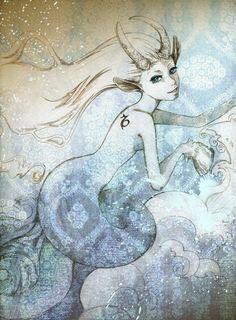Capricorn by Yushin-K.deviantart.com