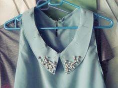 Pearls & Studs DIY