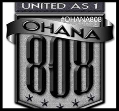 #ohana808 Where Family and Aloha lives. Be a part of our growing Family.