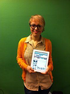Patricia Salgado, 9 Apps que NO pueden faltar en el iPad de @patsapel