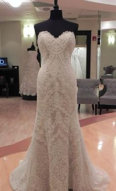 Used Marisa Wedding Dress 898, Size 6  | Get a designer gown for (much!) less on PreOwnedWeddingDresses.com