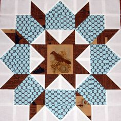 Funoldhag: The Swoon Quilt Block