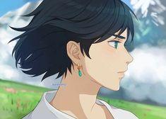 5 Anime, Girls Anime, Kawaii Anime, Anime Art, Manga Girl, Hayao Miyazaki, Art Studio Ghibli, Studio Ghibli Movies, Film Animation Japonais