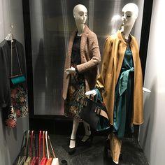 """""""Mi piace"""": 80, commenti: 3 - Donne Vincenti (@donnevincenti) su Instagram: """"Cambia look! Ci sono le nuove vetrine per ispirarti😉 #perdonnevincenti #novità #multibrandstore…"""""""