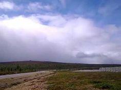Thunder is coming to Kaunispää, Saariselkä #saariselka #saariselankeskusvaraamo #kaunispaa