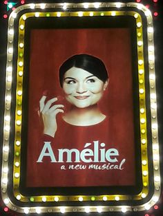 Phillipa Soo- Amelie A New Musical