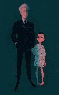 Meg Park — Eleven and Papa. Loved this show a lot!