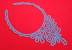 Idrija Lace including ldrija Lace Jewelry (Beginning/ Intermediate) -- Coralville Convention 2015. Want something new to wear to lace events, banquets or just for fun? Students in this course will be given a variety of patterns to make Idrija lace necklaces, earrings and pins. Skills for making Idrija lace such as narrow tape, twisted tape, half stitch and gentle curve will be reviewed along with instruction on how to attach beads to your piece(s). 12 hrs. P404 (Allie Marguccio)