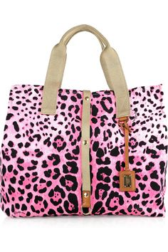 Dolce & Gabanna animal print bag