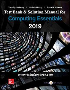Methods in behavioral research 13th edition get the download link test bank for computing essentials 2019 27th edition product details by timothy oleary fandeluxe Choice Image