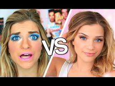 6th grade makeup tutorial