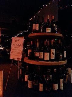 Love the setup for the #WineRaffle at #PCMA Bid & Bowl! #Bellevue #eventprofs