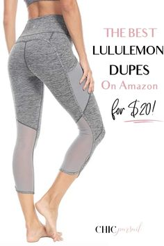 6a509469c4069d The Best Lululemon Dupes On Amazon From $20!