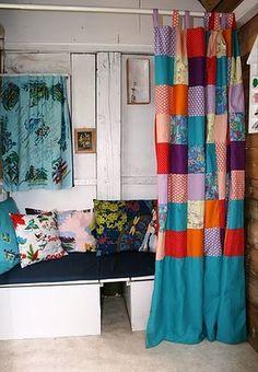 Ideas para hacer cortinas - estilo y decoración