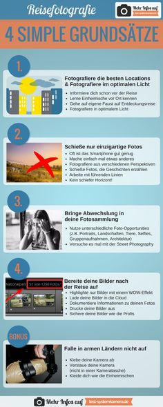 Der ultimative Guide zur Reisefotografie