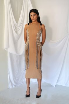 EVAN DUCHARME - SHOP - The Hand Embroidered Edna Matriarch Dress
