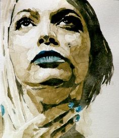Oil Painting Portrait Illustrations by Paul Lovering UK based artist Paul Lovering. Most of his paintings are watercolours.