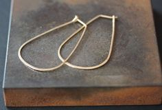 Horseshoe hoops from Alexis Russell.