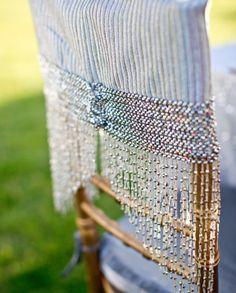 Gatsby : Une décoration de mariage inspirée des années folles @decocrush