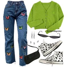 Casual School Outfits, Edgy Outfits, Hot Outfits, Retro Outfits, Fashion Outfits, Fashion Tips, Retro Fashion, French Fashion, Vintage Fashion