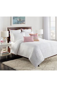 Free shipping and returns on cupcakes and cashmere 'Mini Burst' Duvet Cover at Nordstrom.com. Tonal embroidery dots a crisp cotton duvet cover that serves as a sophisticated complement to any classic or contemporary bedroom décor.