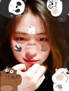 Kpop Girl Groups, Kpop Girls, Kim Hanbin Ikon, Jennie Kim Blackpink, We Bare Bears, My Baby Girl, Aesthetic Girl, Ulzzang, Image