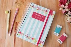Caderno de Organização - Morando Sozinha - Donna Dolce