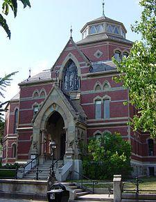 Brown University. Providence, RI.