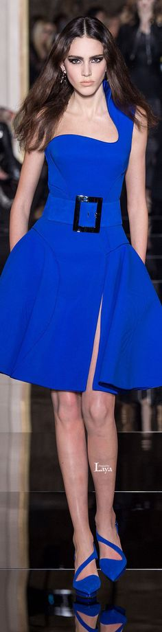 ATELIER VERSACE Spring-Summer 2015 COUTURE