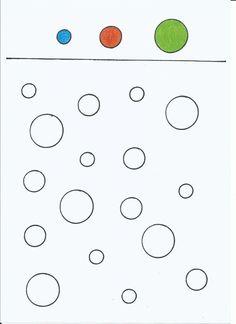 Preschool Learning Activities, Toddler Activities, Preschool Activities, Teaching Kids, Visual Perception Activities, Kindergarten Math Worksheets, Learning Colors, Kids Education, Kids Learning Activities