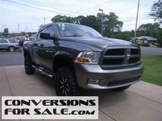 2012 Ram 1500 ST Lifted Truck