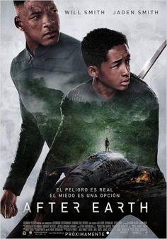#AfterEarth #Estrenos de la cartelera de cine española del 28 de Junio de 2013. Pincha en el cartel para ver el tráiler